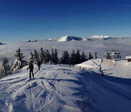 Espaces Ski de Rando (Ski Touring Parks)