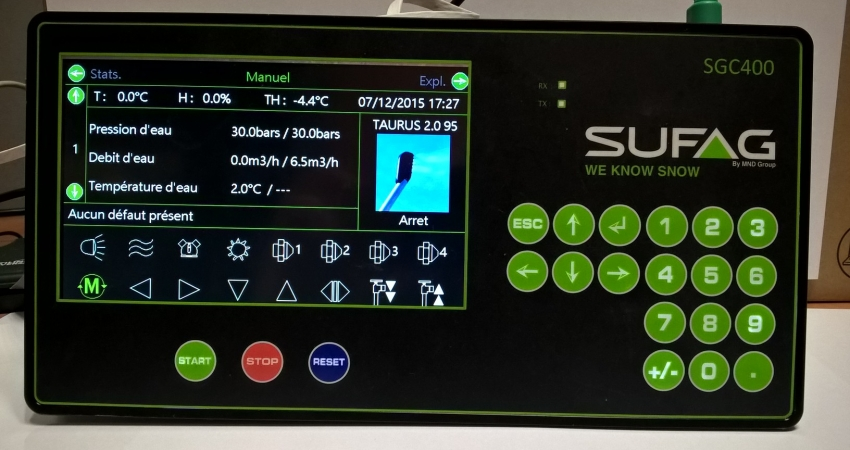 Automate SUFAG SGC400