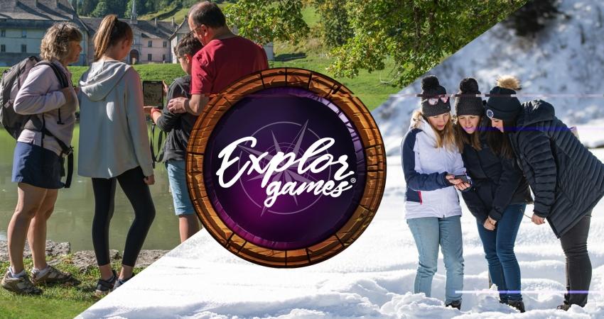 Megève Explor Games®