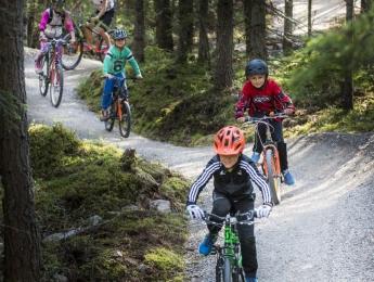 Four-season MTB Trails