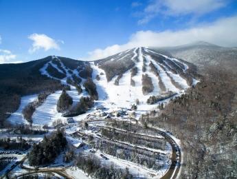 Aménagement station de ski