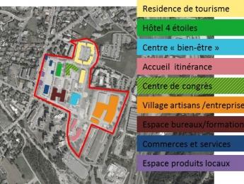 Unité Touristique Nouvelle ZAC Alpins
