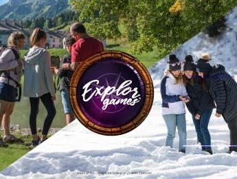 Chamrousse - Explor Games®